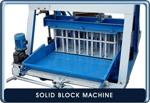 Hollow block machine manufacturers